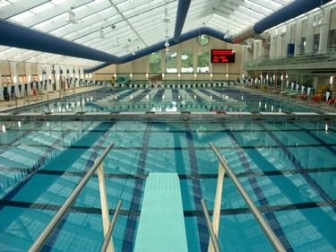 Day 54 Go Swimming At The Edward T Hall Aquatic Center 365 Things To Do In Somd